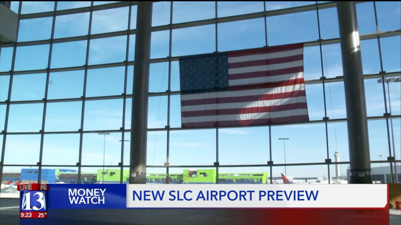 New SLC Intl. Airport set to open in 2020: Here's what to expect