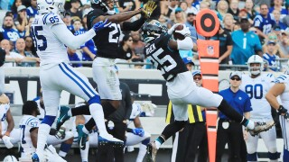 Jaguars show up on defense, shut down Luck, Colts 6-0
