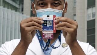 Election 2020 - Doctors Registering Voters
