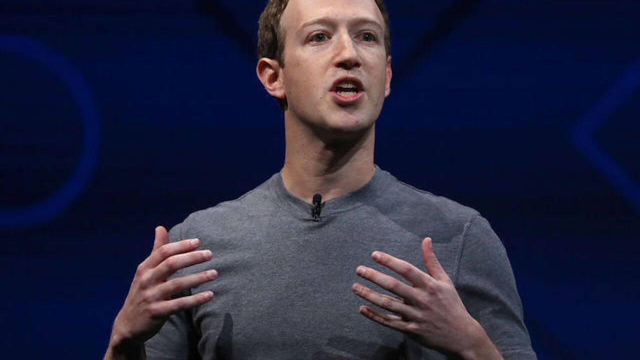 Facebook to launch independent group to keep it accountable for its effect on elections