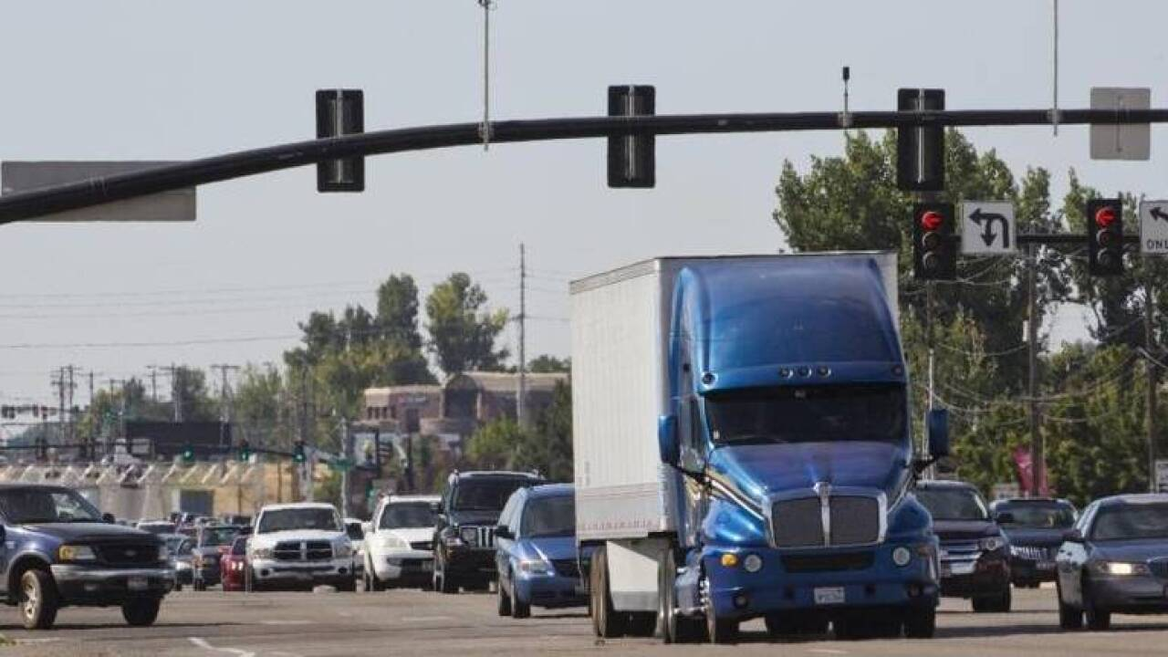 Meridian Traffic on Eagle near Fairview widescreen crop.jpg
