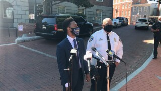 Baltimore Mayor calls meeting with Governor on crime productive