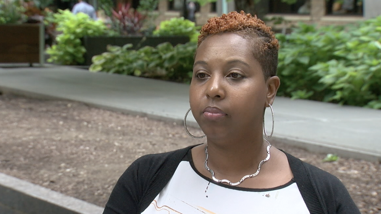 Lacrisha Hicks said she and her husband lost $70,000 on two housing rehabs with Build Realty.