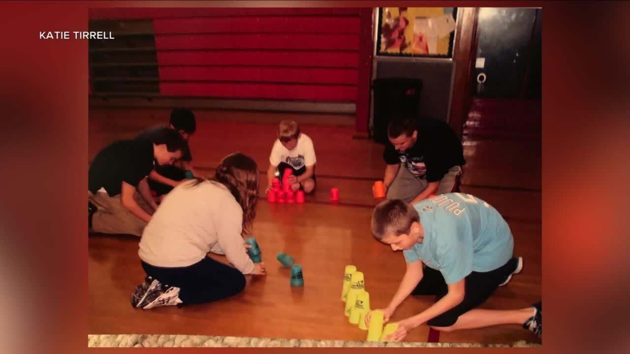 OCAT Paxson Elementary PE
