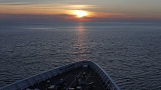 Woman missing for 2 years found alive, floating at sea