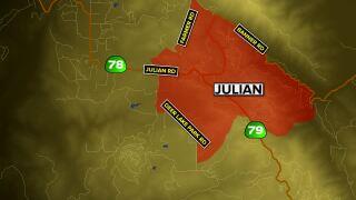 Deputies find hiker dead at Three Sisters Falls