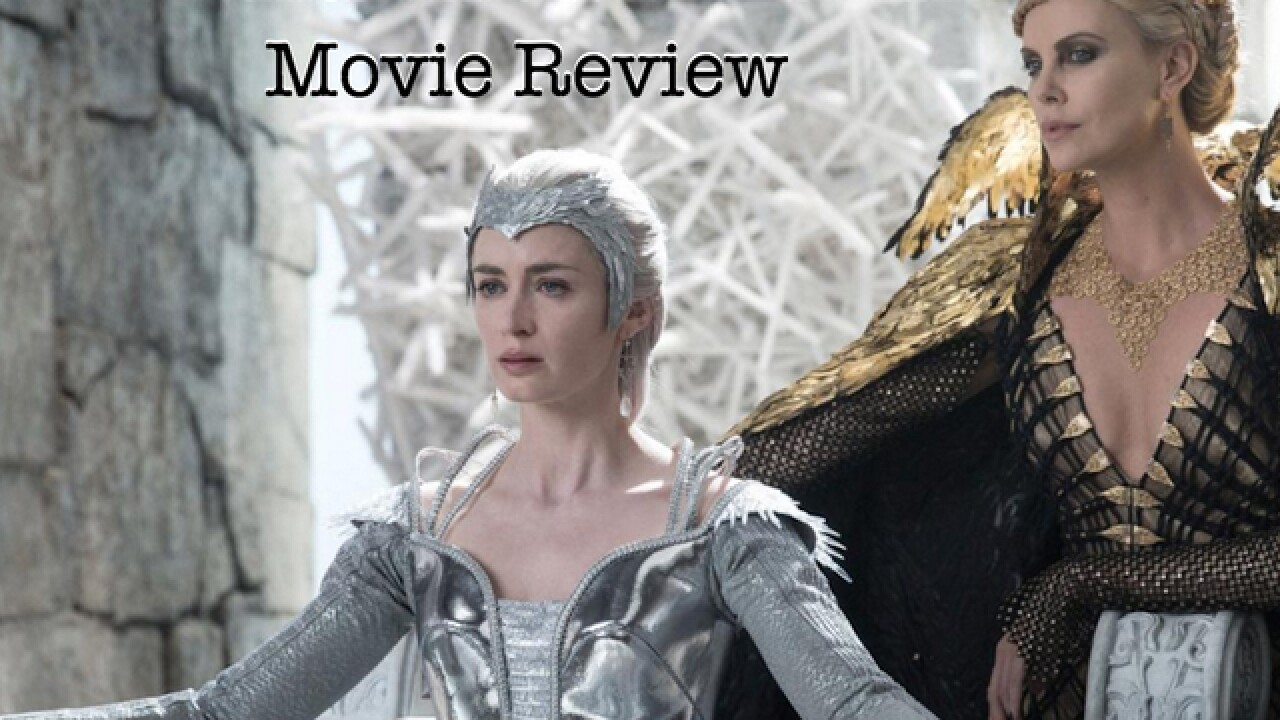 'The Huntsman: Winter's War' movie review: An unnecessary but charming fairy tale