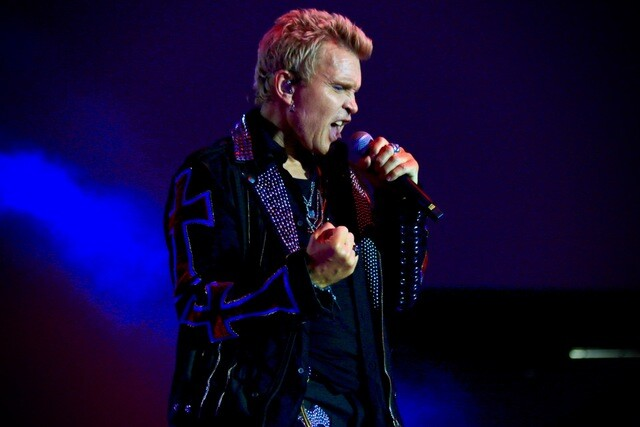 PICS: SunFest Day 1 - Crowd Pics, Billy Idol, and Living Color
