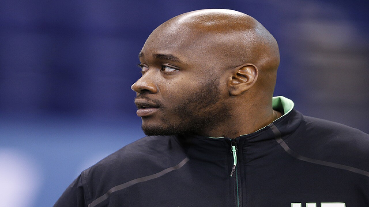 Laremy Tunsils' alleged bong video goes viral