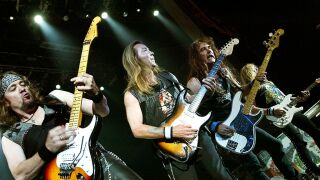 Iron Maiden files $2M lawsuit over 'Ion Maiden' video game
