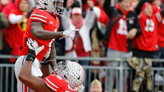 PHOTO GALLERY | Ohio State Buckeyes destroy Michigan Wolverines 62-39