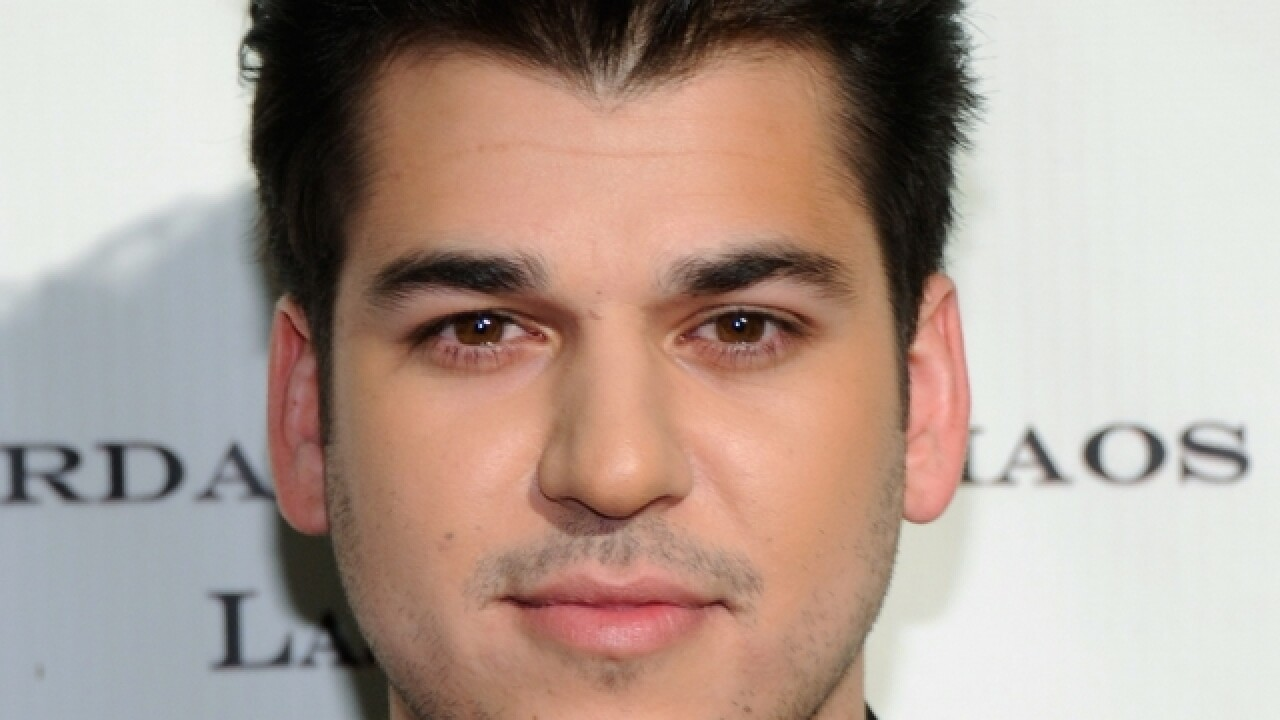 Rob Kardashian released from hospital; Kris Jenner, Blac Chyna spotted at facility
