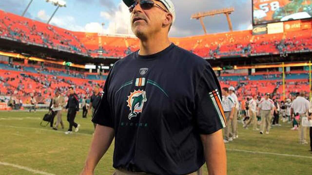 Former Miami Dolphins head coach Tony Sparano dies at 56
