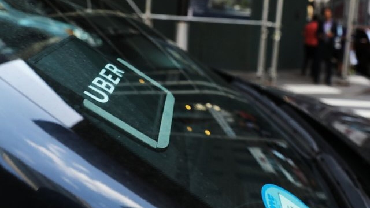 Uber shifts policy for alleged sexual misconduct on service