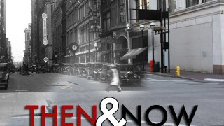 Then & Now: An interactive look at downtown Cincinnati's past