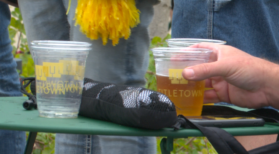Titletown turning into 'Beer District' for the Packers first game on the road