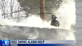 Red Cross offers Bozeman homeowners free smoke alarm checks, installations