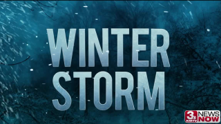 Winter Storm 3 News Now Graphic