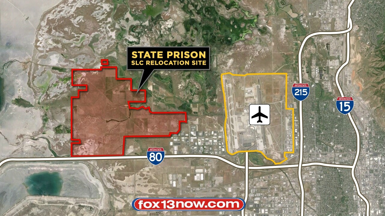 Governor Herbert signs resolution to move prison to SLC