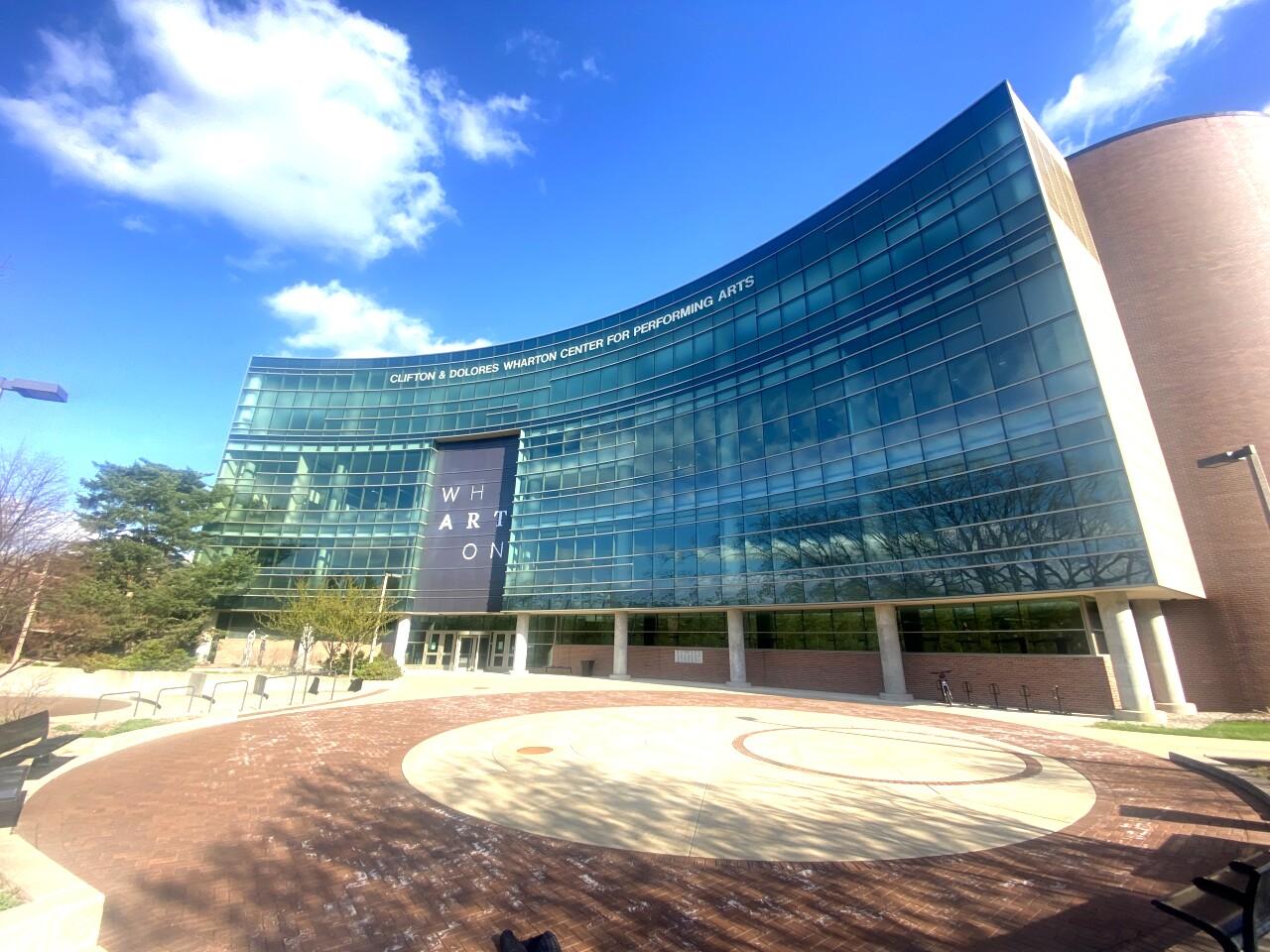Wharton Center for performing arts