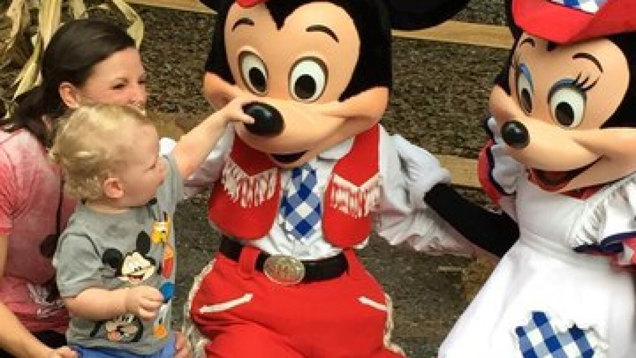 Happy Birthday, Mickey! Share your photos