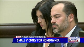 Woman battling big banks over her home gets victory incourt