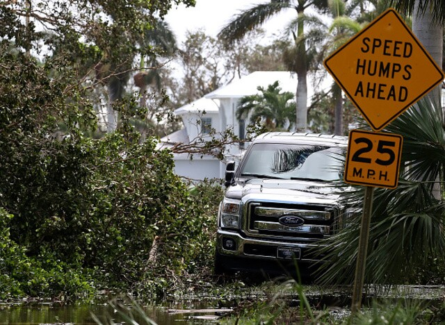 Photos: Hurricane Irma causes destruction in Florida