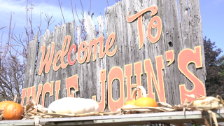 Uncle John's sign