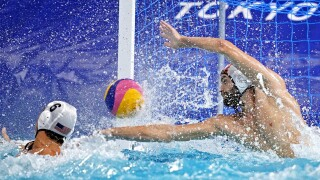 Olympic Water Polo Day 6: Italy's men stun U.S. with 4Q flurry