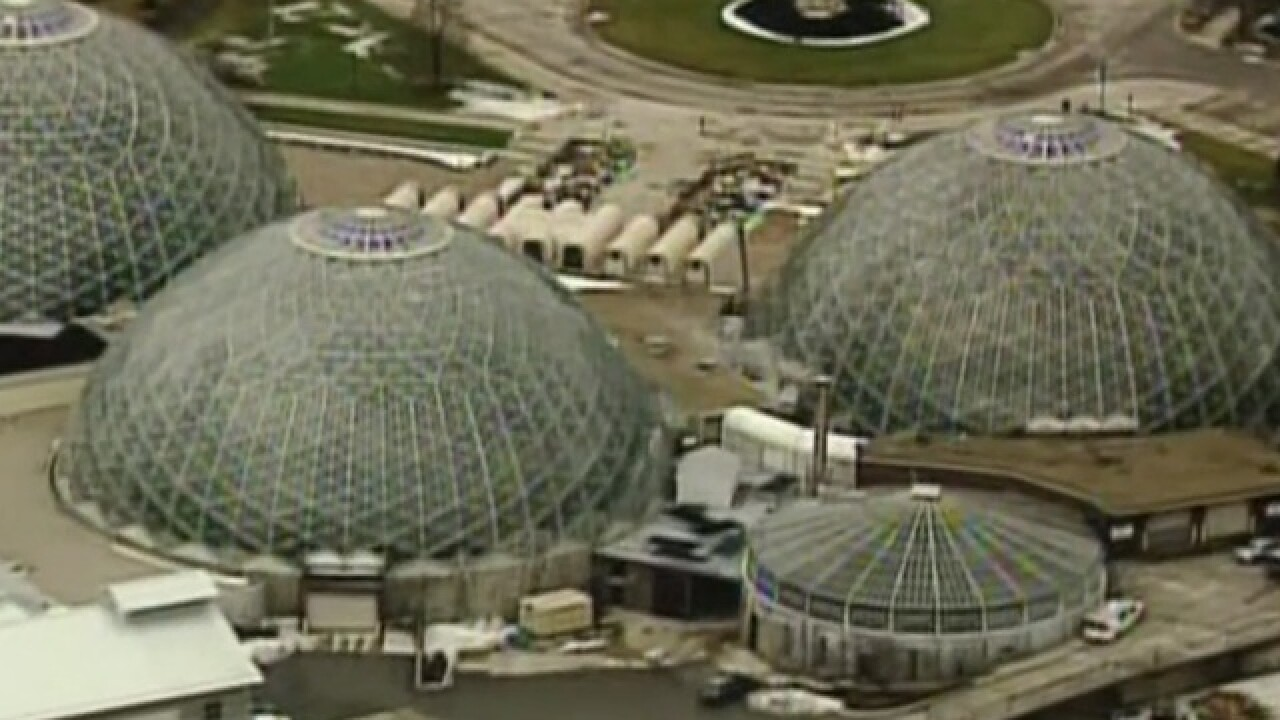 Non-profit group starts Save the Domes campaign
