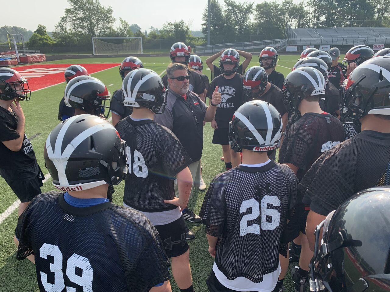 Cedar Springs football season preview
