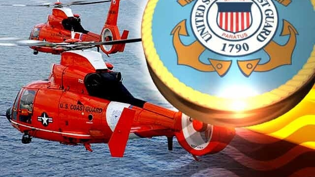 Coast Guard: Ship with 33-member crew missing