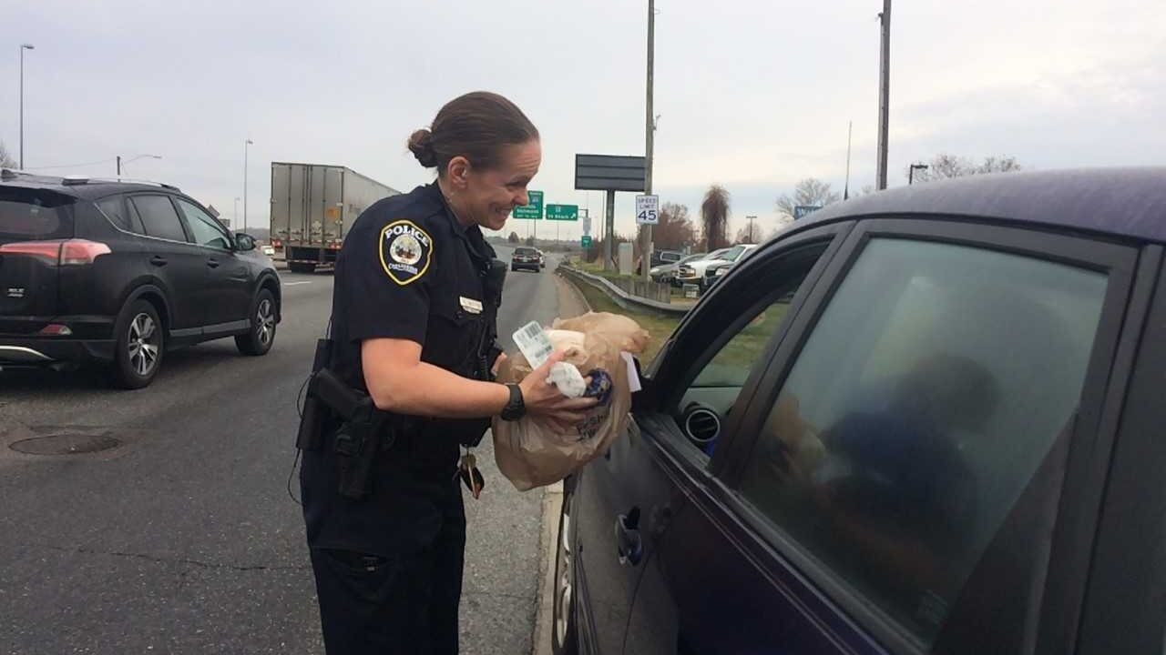 Police in Virginia to give drivers turkeys instead of traffic tickets