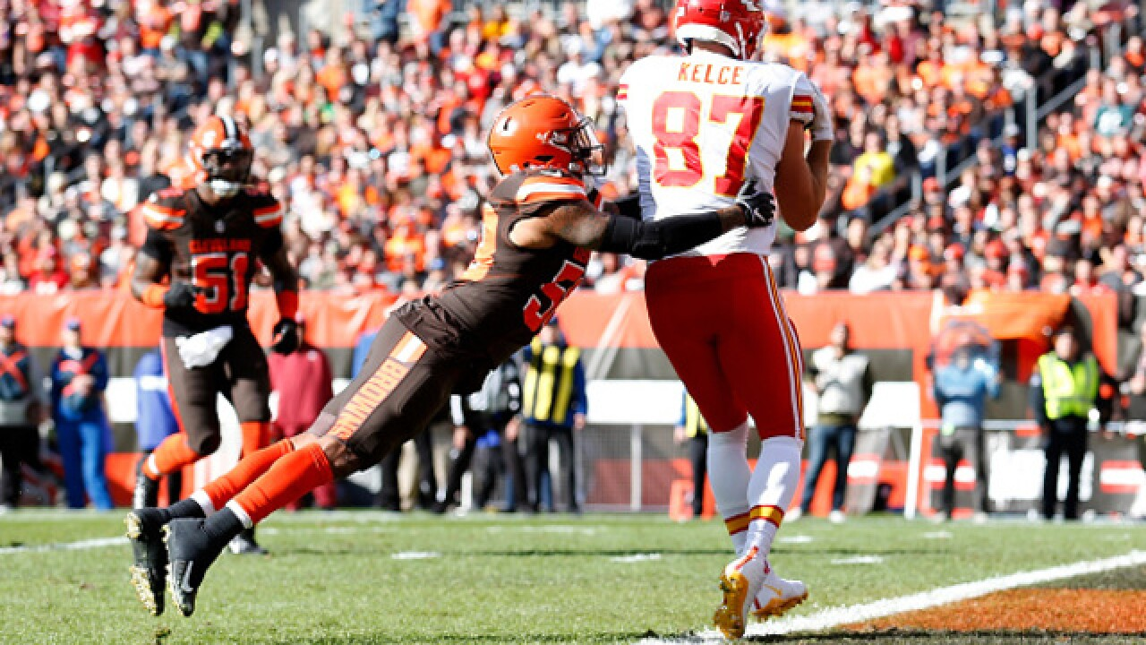 Sigh. More bad news for the Browns
