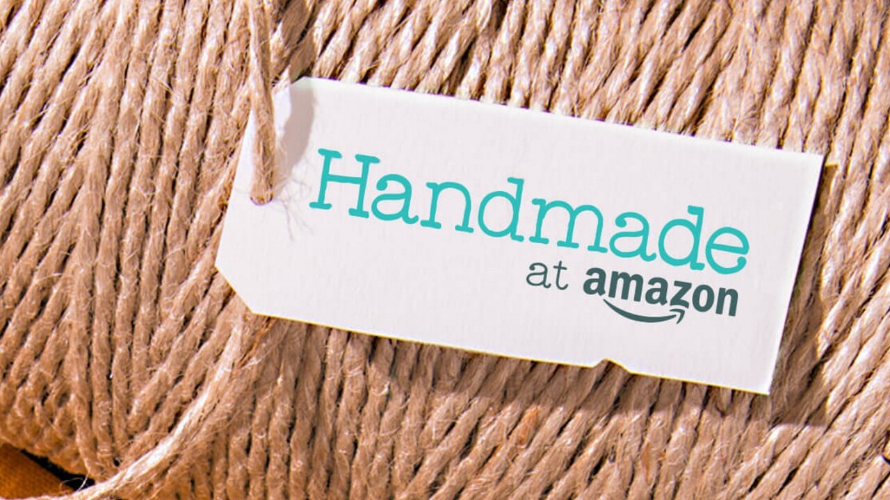 Amazon's 'Homemade' lets crafters sell jewelry,  pottery and more online