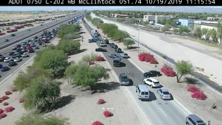 Multiple wrong-way drivers use on-ramp to exit L-202 Santan, create dangerous conditions, ADOT says
