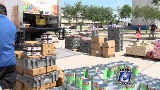 Food bank needs helping hands Tuesday for distribution