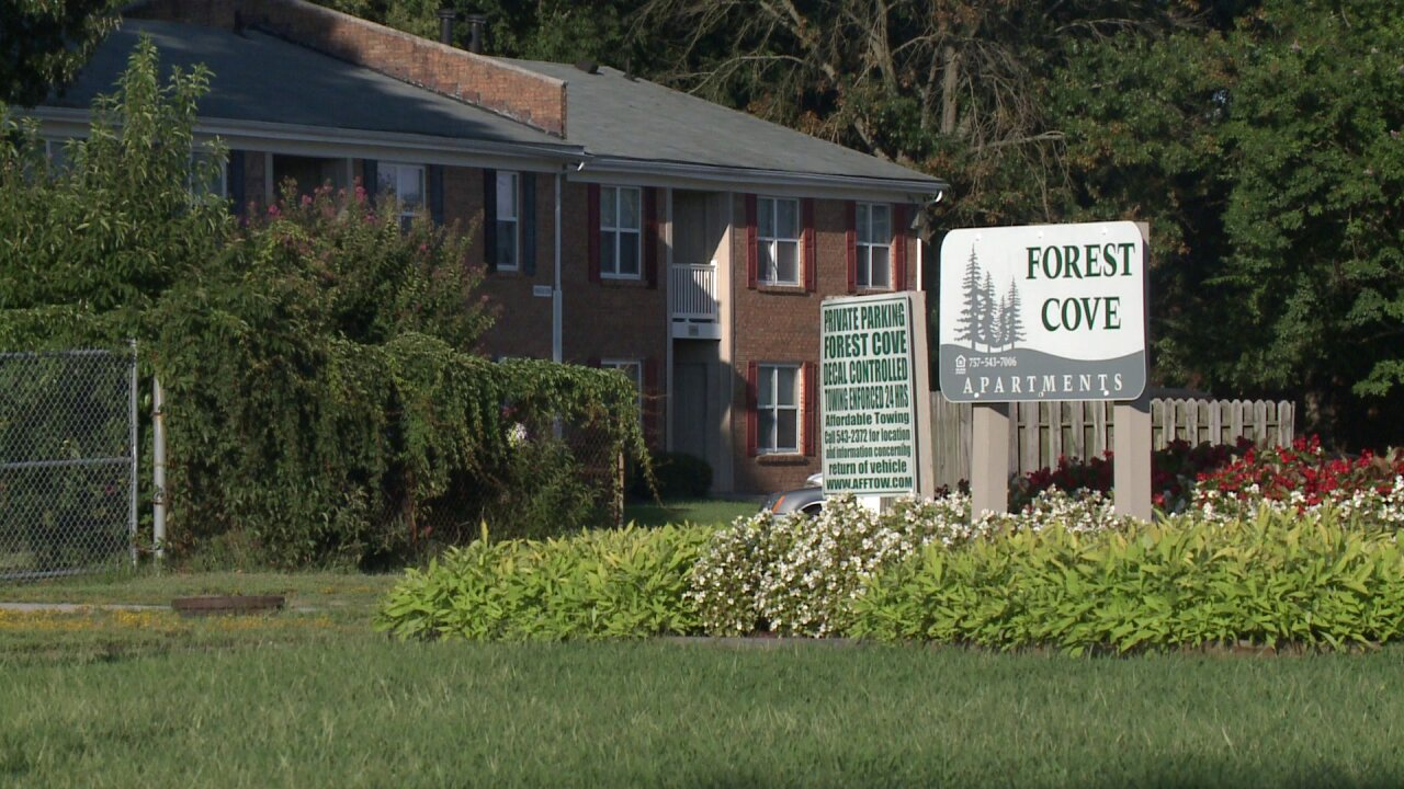 Chesapeake Police investigating homicide of 23-year-oldman