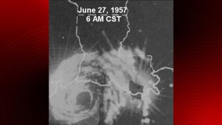 Today marks 62 years since Hurricane Audrey