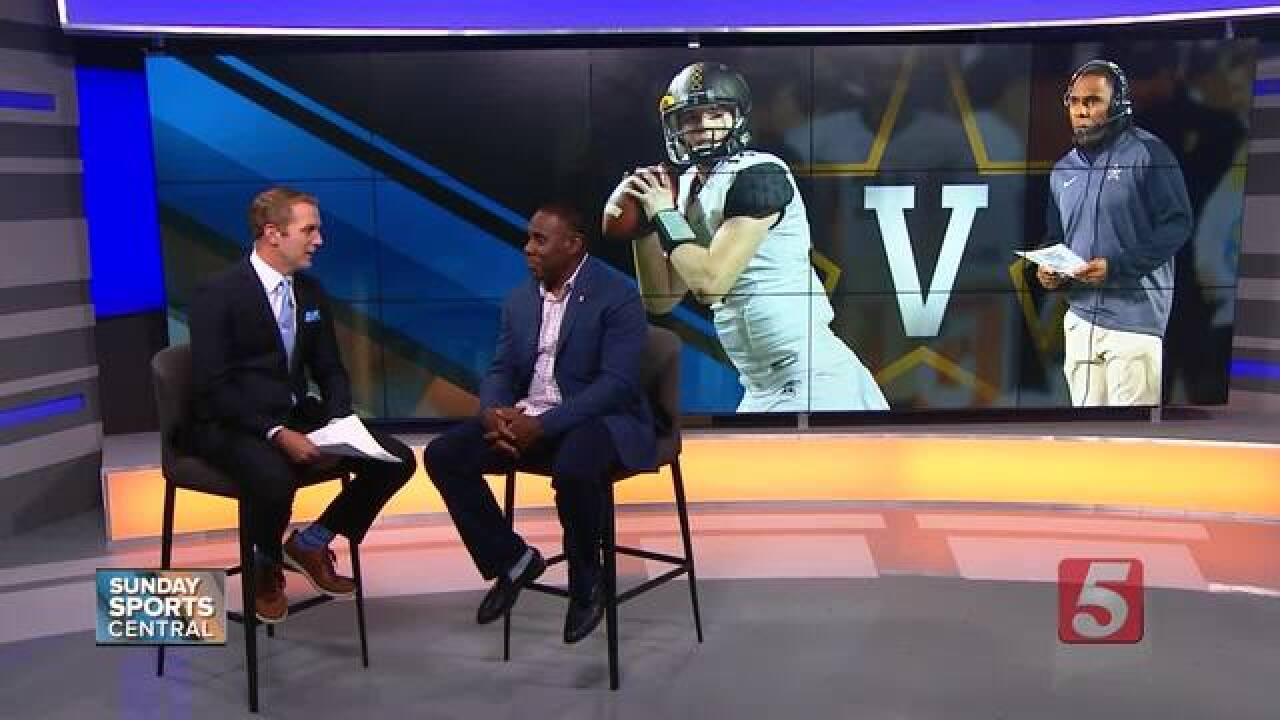Coach Derek Mason Discusses Upcoming Vanderbilt Football Season