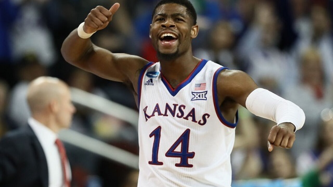 KU's Malik Newman declares for NBA Draft