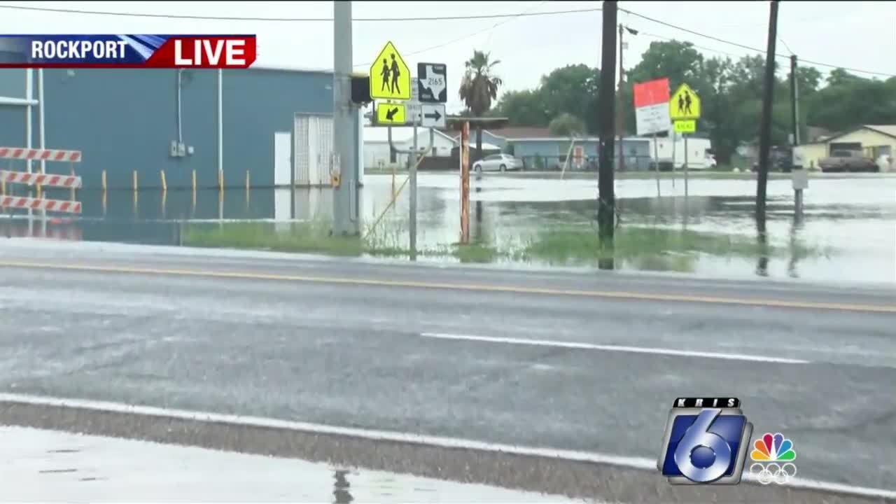 Rockport flooding