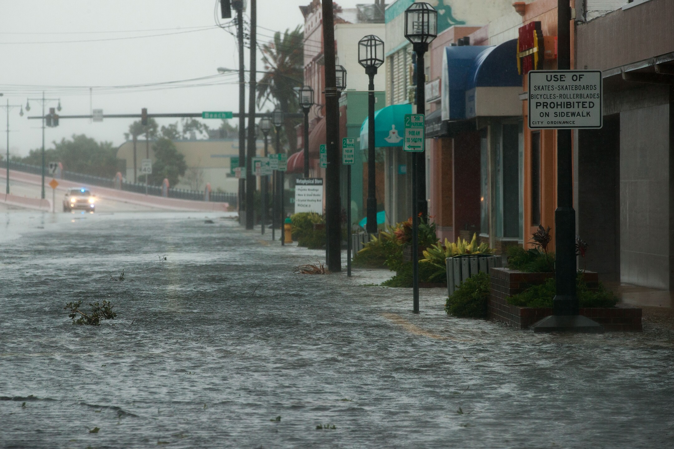 Photos: Pictures: Hurricane Matthew bears down on Atlantic Coast