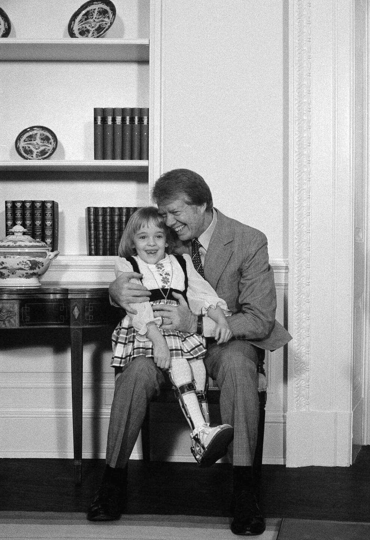Jimmy Carter 1977