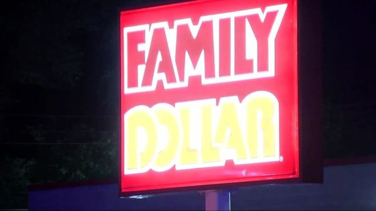 2nd suspect arrested in Family Dollar shootout
