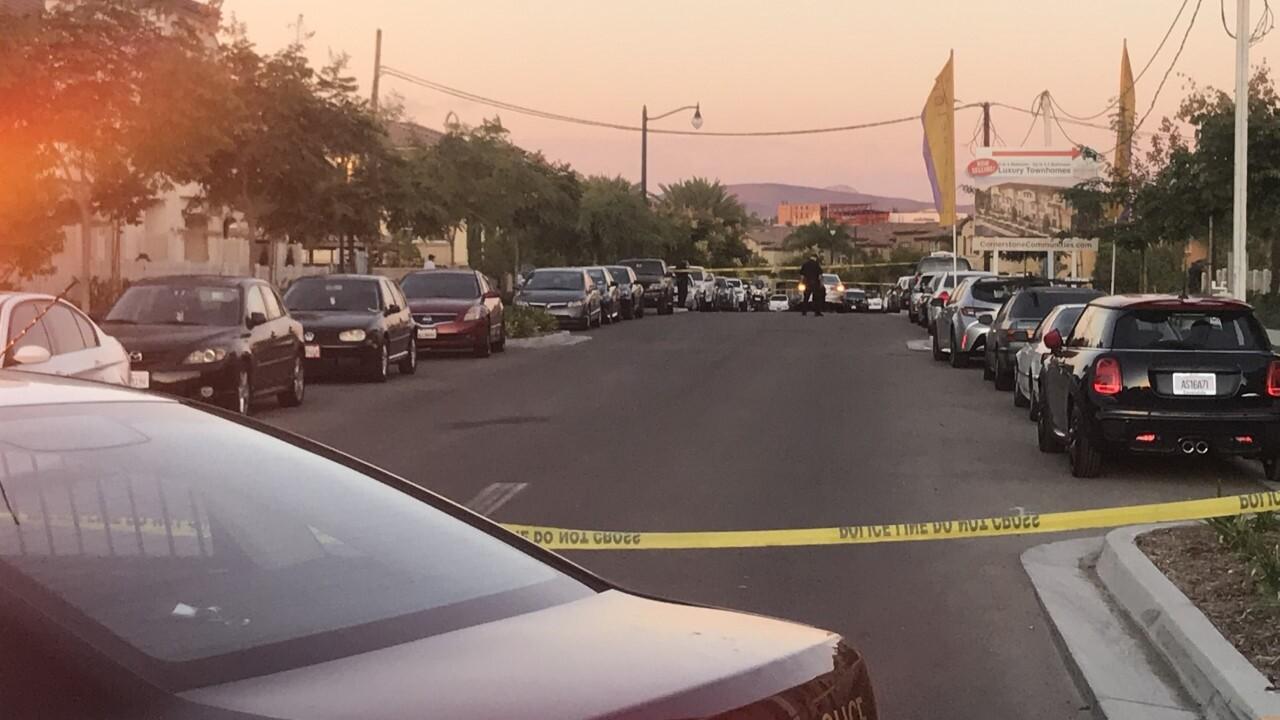 Three children hit by car in Chula Vista
