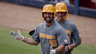 SEC Tennessee Alabama Baseball