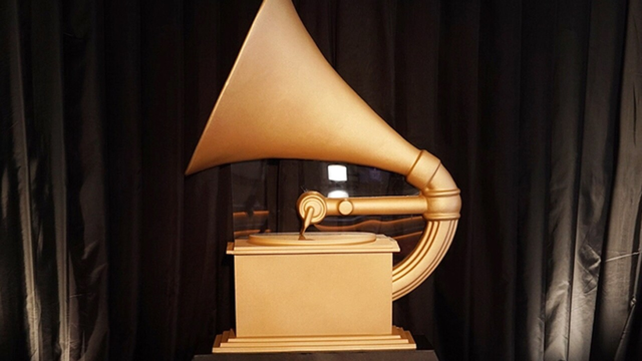 Check Out Winners Of The Grammy Awards