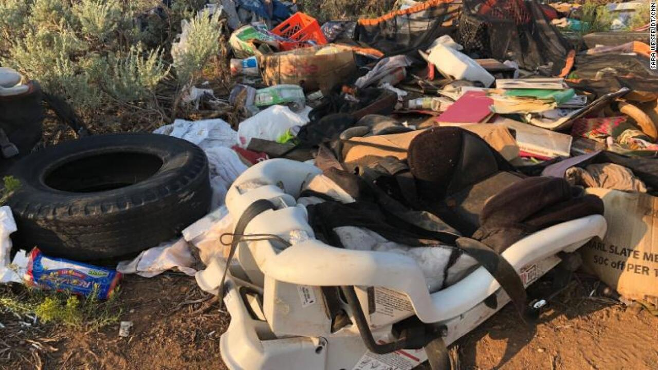 Children found in New Mexico compound were training for school shootings, prosecutors say