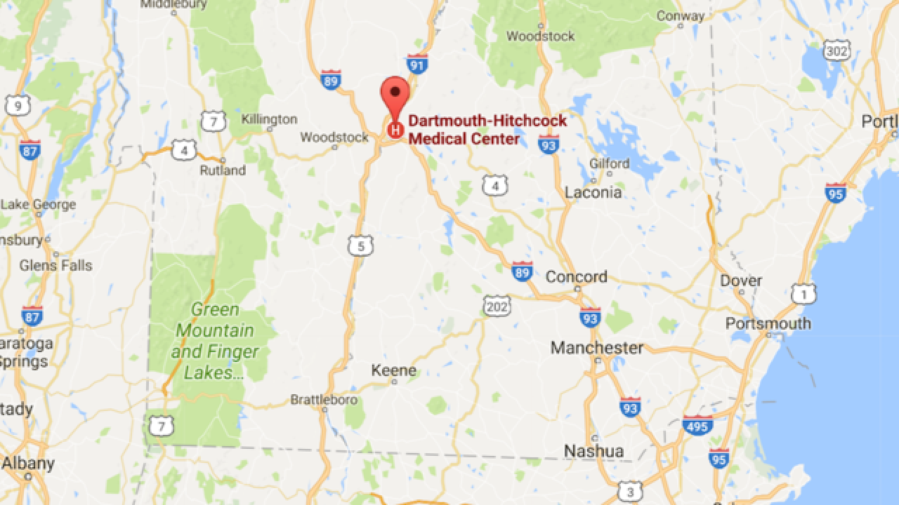 1 dead, suspect in custody in New Hampshire hospital shooting on